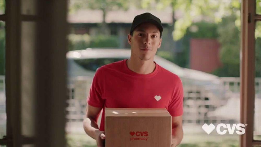 Cvs Health Tv Commercial Free Prescription Delivery