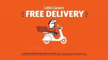 Little Caesars Pizza TV Spot, 'Peace of Mind' - Thumbnail 9