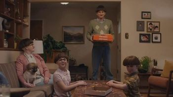 Little Caesars Pizza TV Spot, \'Peace of Mind\'