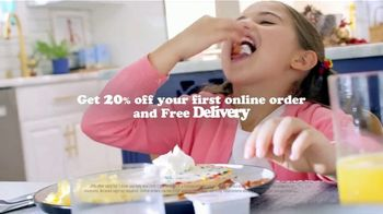 IHOP 'n Go TV Spot, 'The Comfort of Pancakes From the Comfort of Home' - Thumbnail 9