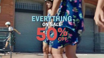 Old Navy TV Spot, 'Coffee Shop: 50% Off Everything' Song by HOLYCHILD - Thumbnail 9