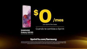 Sprint TV Spot, 'Nuestra prioridad: Galaxy S20 y MasterCard' [Spanish] - Thumbnail 5