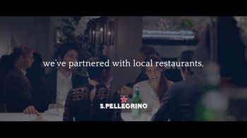San Pellegrino TV Spot, 'Helping Restaruants in Need' Song by Empire of the Sun - Thumbnail 3