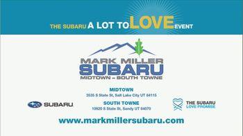Subaru A Lot to Love Event TV Spot, '2020 Ascent' [T2] - Thumbnail 9