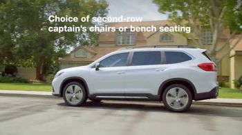 Subaru A Lot to Love Event TV Spot, '2020 Ascent' [T2] - Thumbnail 4