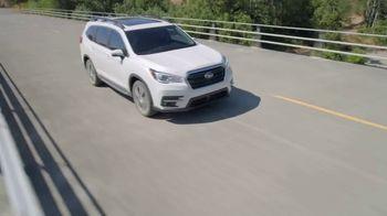 Subaru A Lot to Love Event TV Spot, '2020 Ascent' [T2] - Thumbnail 5