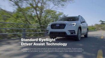 Subaru A Lot to Love Event TV Spot, '2020 Ascent' [T2] - Thumbnail 6