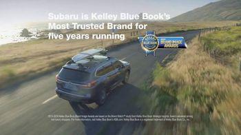 Subaru A Lot to Love Event TV Spot, '2020 Ascent' [T2] - Thumbnail 7