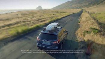 Subaru A Lot to Love Event TV Spot, '2020 Ascent' [T2] - Thumbnail 8