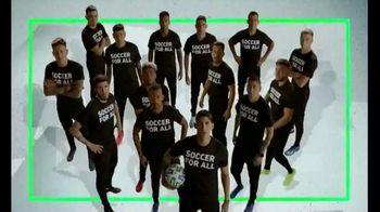 MLS Works TV Spot, 'Sin importar de donde vienes' con Jonathan Dos Santos, Carlos Vela [Spanish] - 8 commercial airings