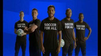 MLS Works TV Spot, 'Sin importar de donde vienes' con Jonathan Dos Santos, Carlos Vela [Spanish] - Thumbnail 1