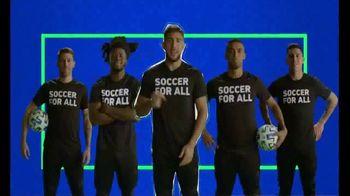 MLS Works TV Spot, 'Sin importar de donde vienes' con Jonathan Dos Santos, Carlos Vela [Spanish] - Thumbnail 10