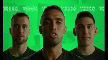 MLS Works TV Spot, 'Sin importar de donde vienes' con Jonathan Dos Santos, Carlos Vela [Spanish] - Thumbnail 5