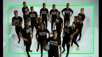 MLS Works TV Spot, 'Sin importar de donde vienes' con Jonathan Dos Santos, Carlos Vela [Spanish]