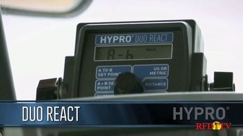 Pentair Hypro Duo React TV Spot, 'Utilize' - Thumbnail 1