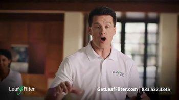 LeafFilter TV Spot, 'Climbing Ladders: Save 15 Percent' - Thumbnail 1
