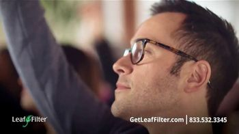 LeafFilter TV Spot, 'Town Hall: Save 15%' - Thumbnail 3