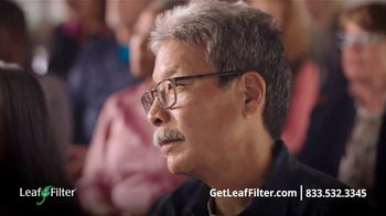LeafFilter TV Spot, 'Town Hall: Save 15%' - Thumbnail 4