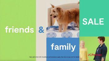 JCPenney Friends & Family Sale TV Spot, 'Plus One' - Thumbnail 2