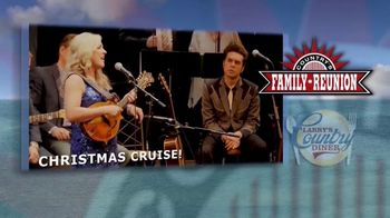 Country's Family Reunion TV Spot, '2020 Larry's Country Diner Cruise' Song by Rhonda Vincent - Thumbnail 1