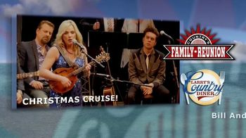 Country's Family Reunion TV Spot, '2020 Larry's Country Diner Cruise' Song by Rhonda Vincent - Thumbnail 2