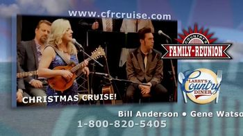 Country's Family Reunion TV Spot, '2020 Larry's Country Diner Cruise' Song by Rhonda Vincent