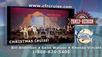 Country's Family Reunion TV Spot, '2020 Larry's Country Diner Cruise' Song by Rhonda Vincent - Thumbnail 4
