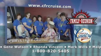 Country's Family Reunion TV Spot, '2020 Larry's Country Diner Cruise' Song by Rhonda Vincent - Thumbnail 5