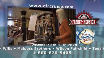 Country's Family Reunion TV Spot, '2020 Larry's Country Diner Cruise' Song by Rhonda Vincent - Thumbnail 7