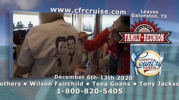 Country's Family Reunion TV Spot, '2020 Larry's Country Diner Cruise' Song by Rhonda Vincent - Thumbnail 8