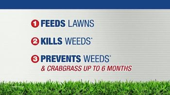 BioAdvanced 3-in-1 Weed & Feed TV Spot, 'Southern Lawns' - Thumbnail 3