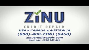 Zinu Credit Repair TV Spot, 'Zero Fees' - Thumbnail 7