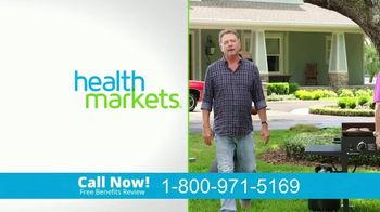 HealthMarkets Insurance Agency FitScore TV Spot, 'The Right Fit' Featuring Bill Engvall