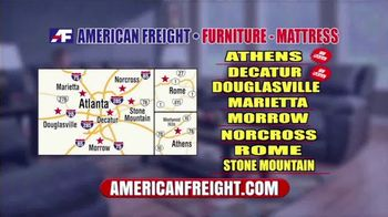 American Freight TV Spot, 'Grand Opening: Mattresses and Same Day Delivery' - Thumbnail 9