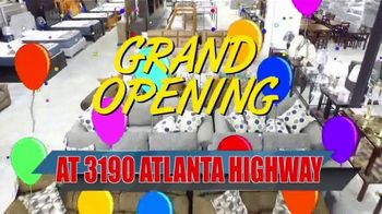American Freight TV Spot, 'Grand Opening: Mattresses and Same Day Delivery'