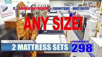 American Freight TV Spot, 'Grand Opening: Mattresses and Same Day Delivery' - Thumbnail 6