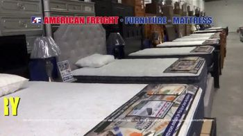 American Freight TV Spot, 'Grand Opening: Mattresses and Same Day Delivery' - Thumbnail 7