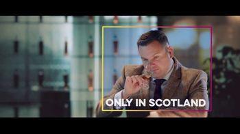 Visit Scotland TV Spot, 'Only In Scotland: Whisky River'