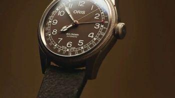 Oris Big Crown Pointer Date TV Spot, 'The Bronze Age Returns' - Thumbnail 6