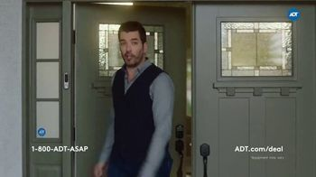 ADT TV Spot, 'These Things Combined: 30% Off' Featuring Jonathan and Drew Scott - Thumbnail 2