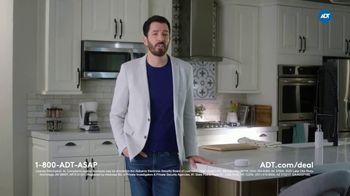 ADT TV Spot, 'These Things Combined: 30% Off' Featuring Jonathan and Drew Scott - 1266 commercial airings