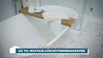 Wayfair TV Spot, 'HGTV: Extreme Makeover Home Edition: Welcoming' - Thumbnail 9