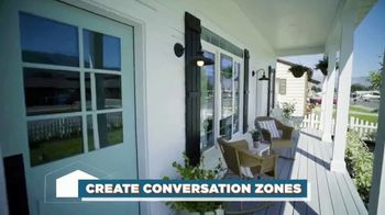 Wayfair TV Spot, 'HGTV: Extreme Makeover Home Edition: Welcoming' - Thumbnail 3