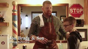 Brady's Classic Barbershop TV Spot, 'Tradition' - Thumbnail 10