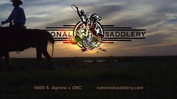 National Saddlery TV Spot, 'Oklahoma Soil' - Thumbnail 10