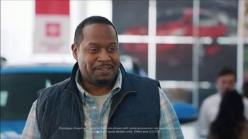 Toyota Ready Set Go! TV Spot, 'Imagine Yourself: Highlander' [T1] - 1 commercial airings