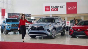Toyota Ready Set Go! TV Spot, 'Imagine Yourself: Highlander' [T1] - Thumbnail 7