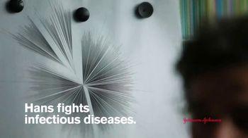 Johnson & Johnson TV Spot, 'COVID-19: Meet the Scientists'