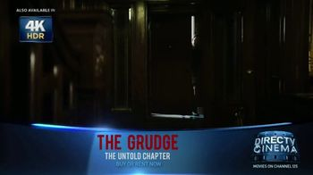 DIRECTV Cinema TV Spot, 'The Grudge' - Thumbnail 2