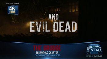 DIRECTV Cinema TV Spot, 'The Grudge'